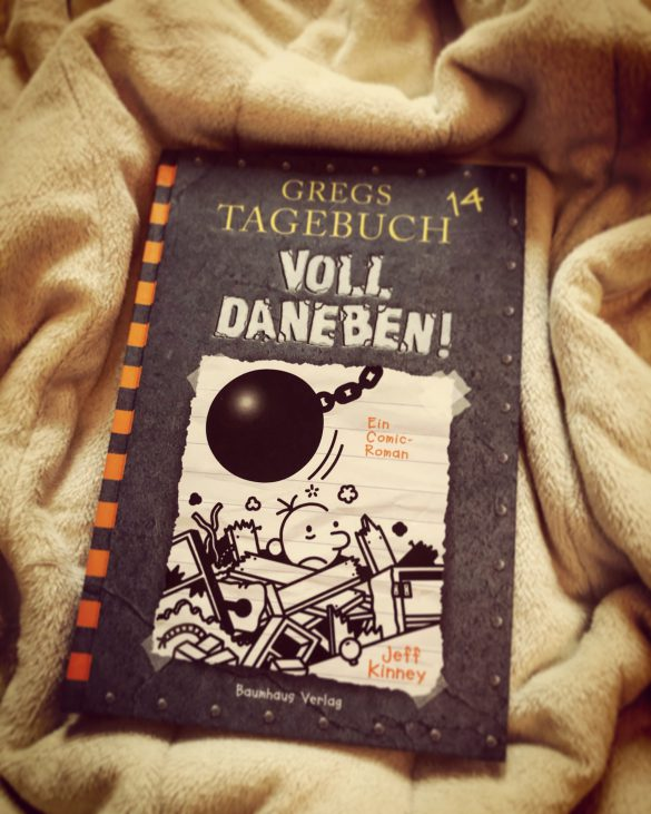 Gregs Tagebuch 14 – Voll daneben